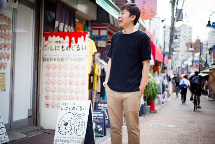 「下北沢にもちょっと憧れたんですよ」と伊藤さん。それでも、谷中銀座を選んで正解だったと話します