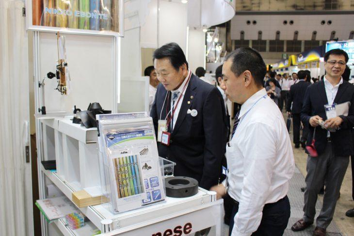 2017年6月に開催された第22回機械要素技術展にも出展