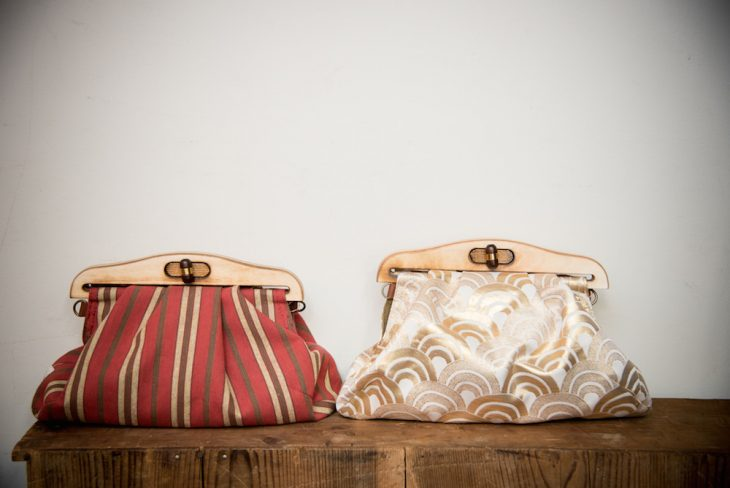クラッチバッグはカジュアルからフォーマルまでさまざまな柄をそろえる