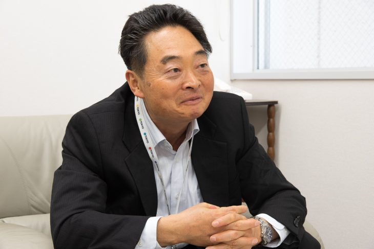 「観光のイメージが強い台東区の経済を支えてきたのは、実は皮革産業」と言う井口さん