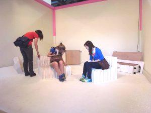 ミラノサローネに出展した紙製の家具 SEKITA DESIGN STUDIOhttp://www.dramatic-re.com/