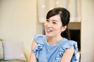 「出産後もバリバリ働きたかった」と話す染谷さん