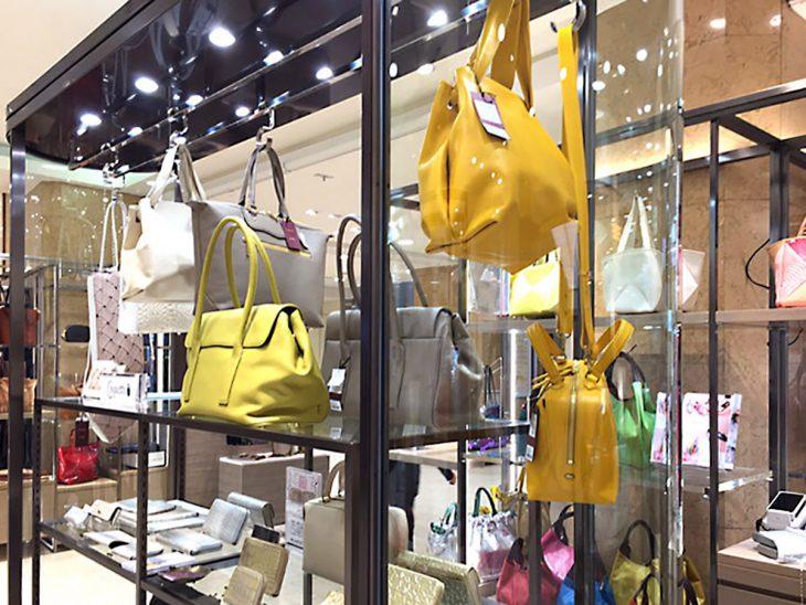 今年3月からは、日本橋髙島屋に「3世代をつなぎ、受け継がれていくように」という想いを込めたバッグが並ぶ